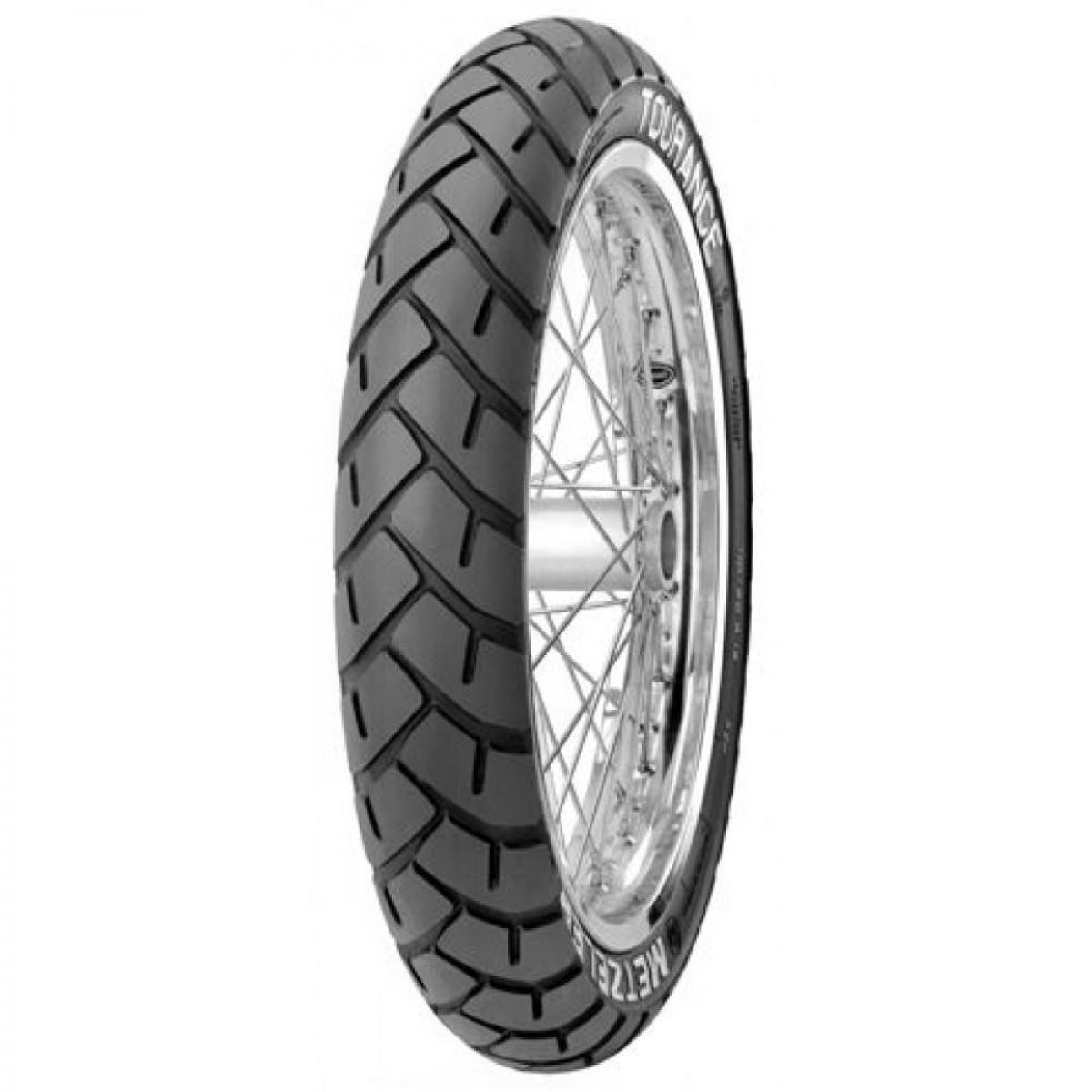 Metzeler Tourance 110/80 R 19 Tubeless 59 V Front Two-Wheeler Tyre