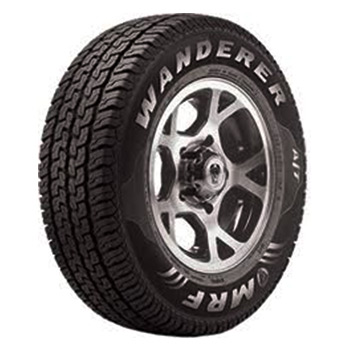 MRF Wanderer 235/70 R 16 Requires Tube 105 S Car Tyre