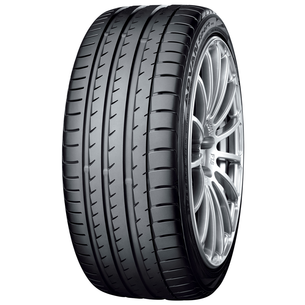 Yokohama V105 255/40 ZR 19 Tubeless 100 Y Car Tyre