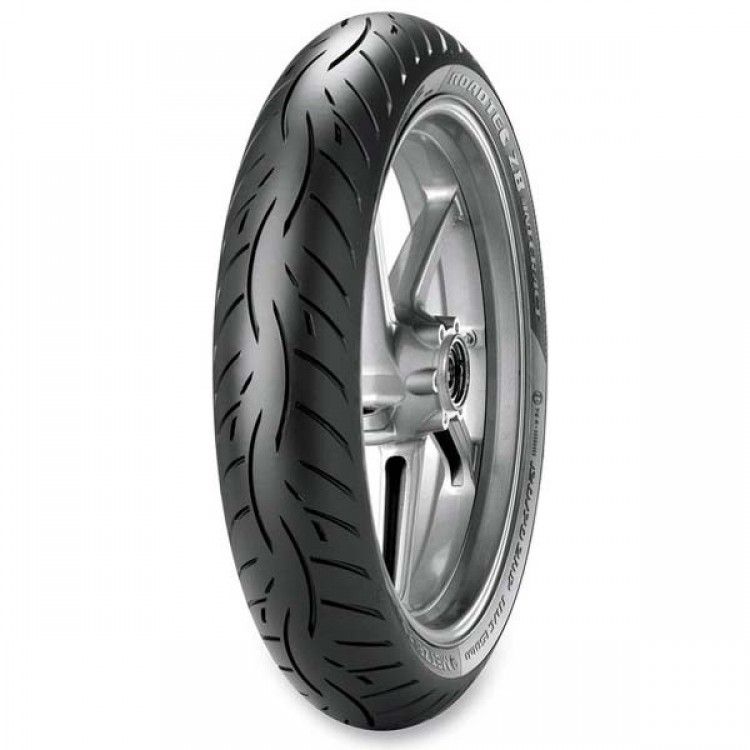 Metzeler Z8 120/70 ZR 17 Front Two-Wheeler Tyre