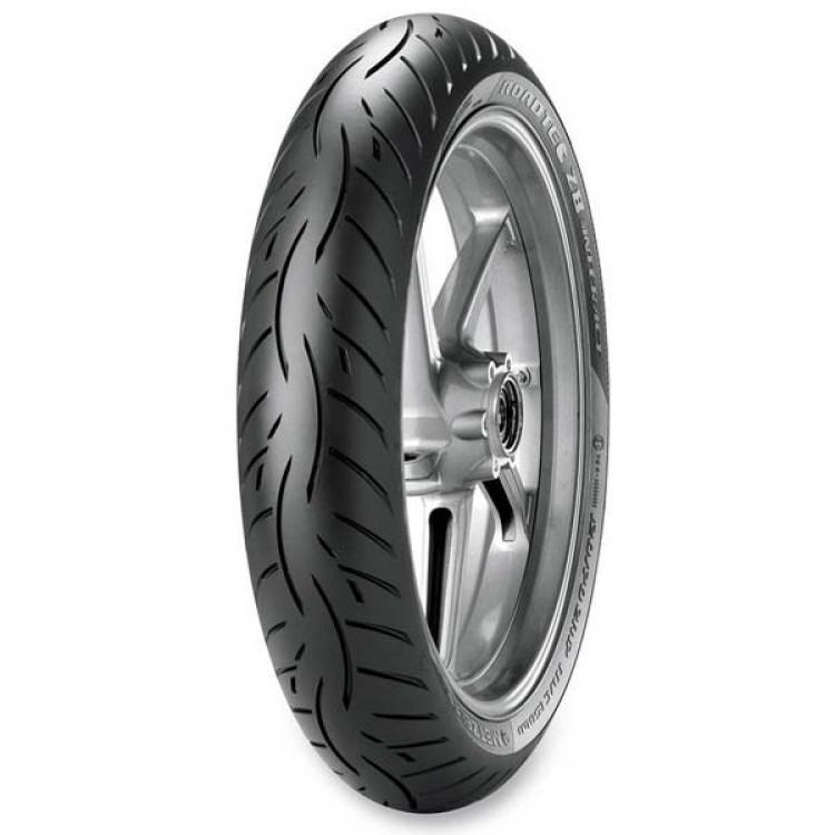 Metzeler Z8 120/70 ZR17 Tubeless 58 W Front Two-Wheeler Tyre