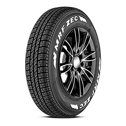 MRF ZEC 155/80 R 13 Tubeless 79 T Car Tyre