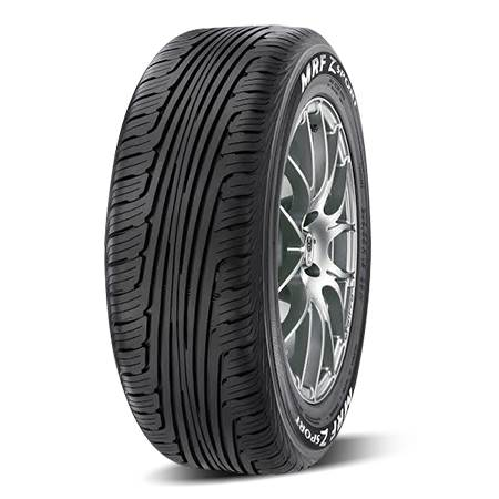 MRF ZSport 195/60 R 15 Tubeless 88 H Car Tyre