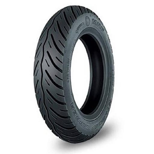 MRF Nylogrip Zapper 90/100 10 Tubeless 53 J Front/Rear Two-Wheeler Tyre
