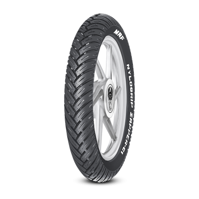 MRF ZAPPER C1 100/90 17 Tubeless 55 P Rear Two-Wheeler Tyre