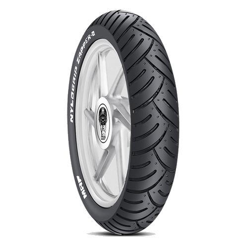 MRF ZAPPER Q 100/90 17 Tubeless 55 P Rear Two-Wheeler Tyre