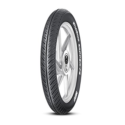 MRF NYLOGRIP ZAPPER 90/90 19 Requires Tube 52 P Front Two-Wheeler Tyre