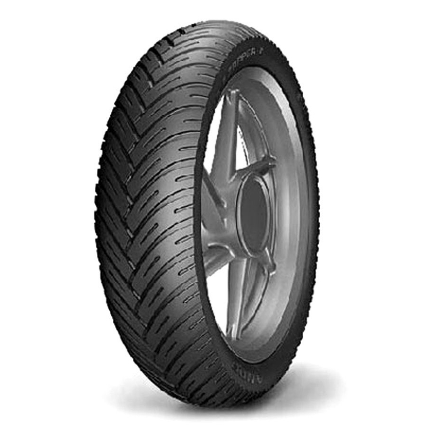 MRF ZAPPER Y 130/90 15 Requires Tube 62 P Rear Two-Wheeler Tyre