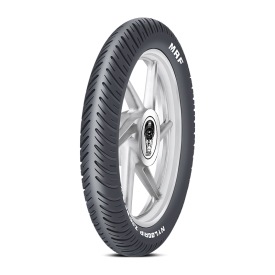 MRF Nylogrip Zapper Y 275 18 Requires Tube 50 P Rear Two-Wheeler Tyre
