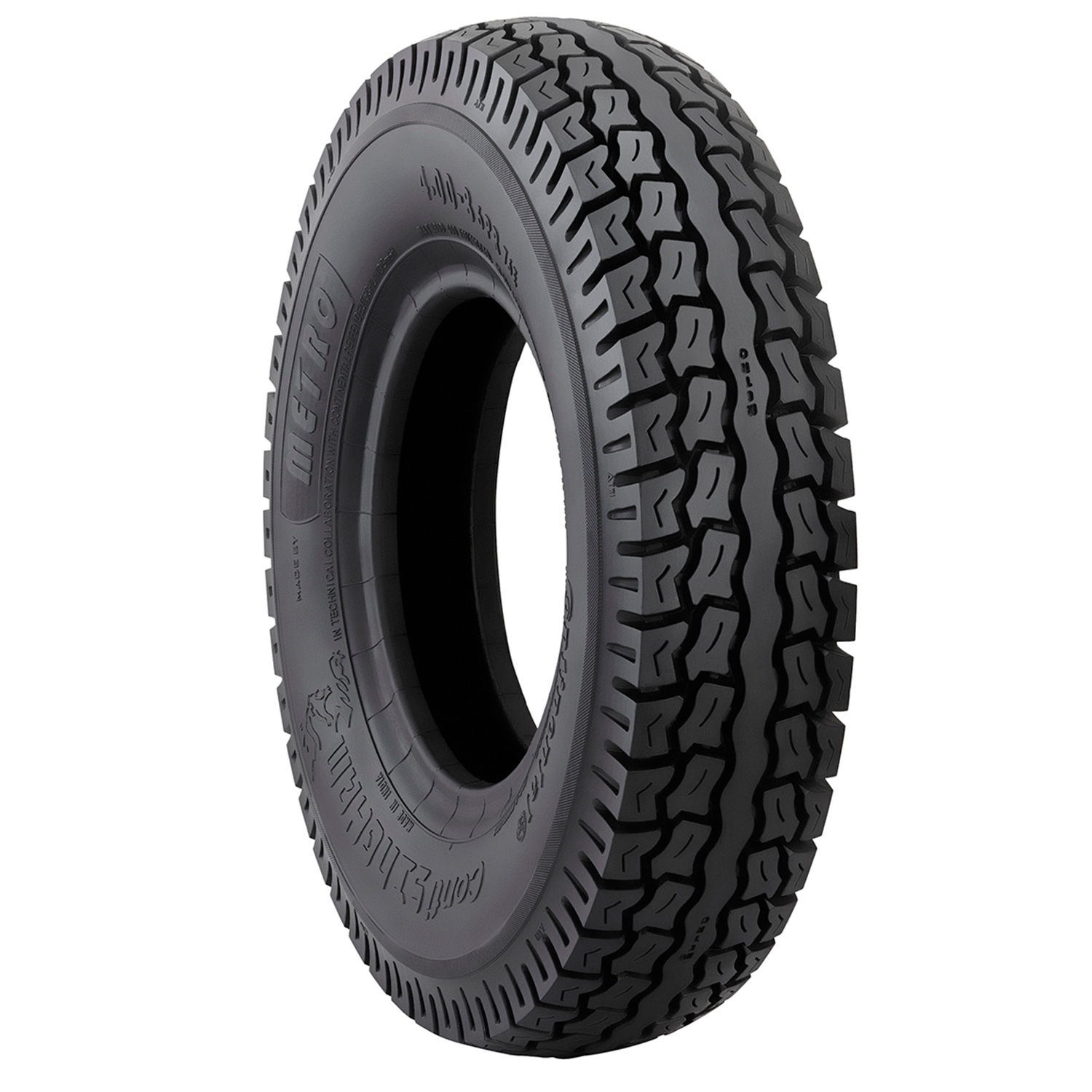 Metro CONTI SINGHAM 400 8 Requires Tube Front/Rear Two-Wheeler Tyre