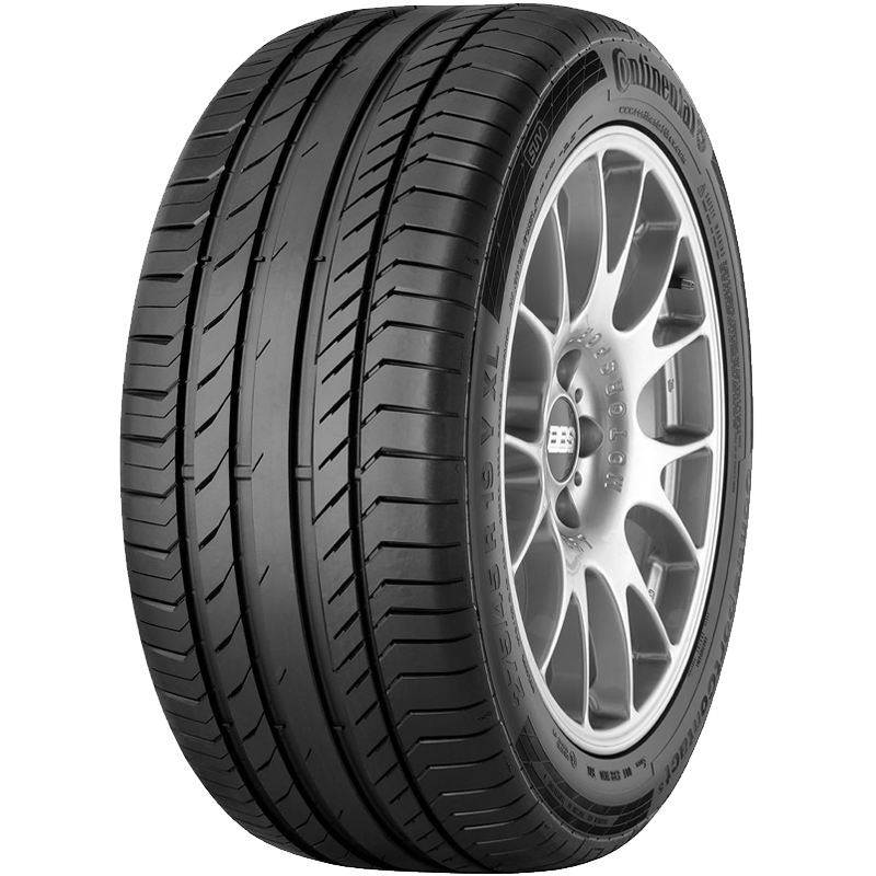 Continental ContiSportContact 5 SUV 255/55 R 19 Tubeless 111 V Car Tyre