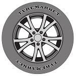 Goodyear Wrangler RT/S 235/75 R 15 LT Tubeless 105 S Car Tyre