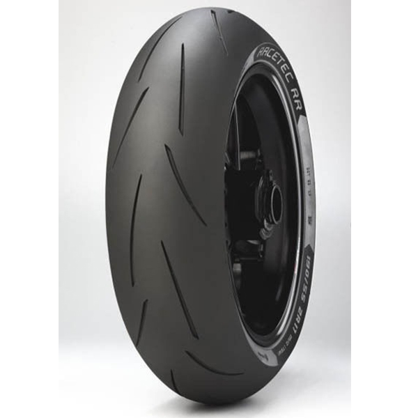 Metzeler Racetec RR K2 200/55 R 17 Tubeless 78 W Rear Two-Wheeler Tyre