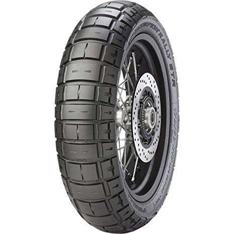 Pirelli Scorpion Rally STR 170/60 17 Tubeless 72 V Rear Two-Wheeler Tyre
