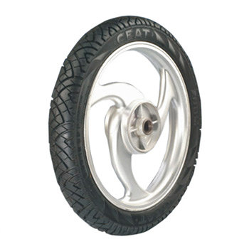 CEAT SECURA F67 3.25 19 Requires Tube 54 P Front Two-Wheeler Tyre