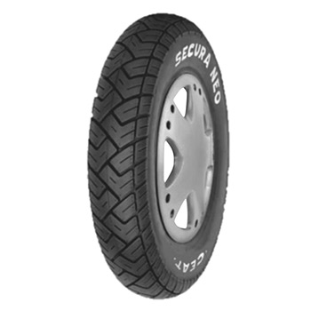 CEAT SECURA NEO 3.50 10 Requires Tube Front/Rear Two-Wheeler Tyre