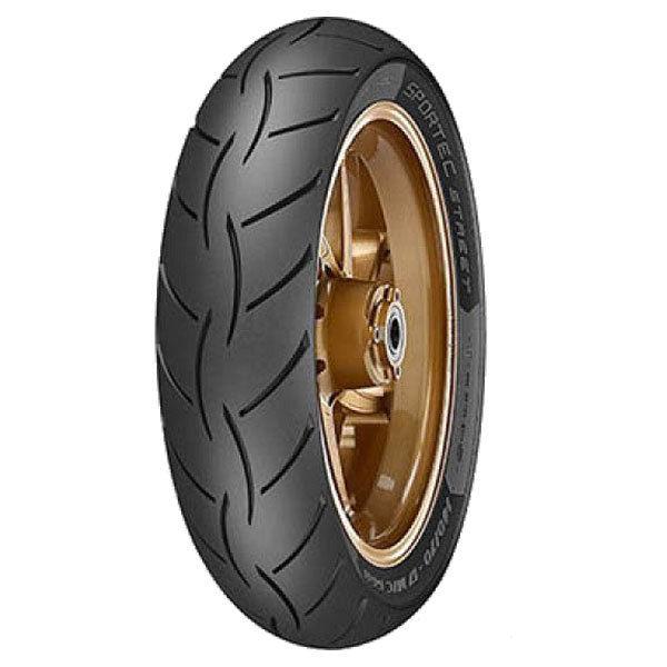 Metzeler Sportec Street 140/70 17 Tubeless 66 H Rear Two-Wheeler Tyre