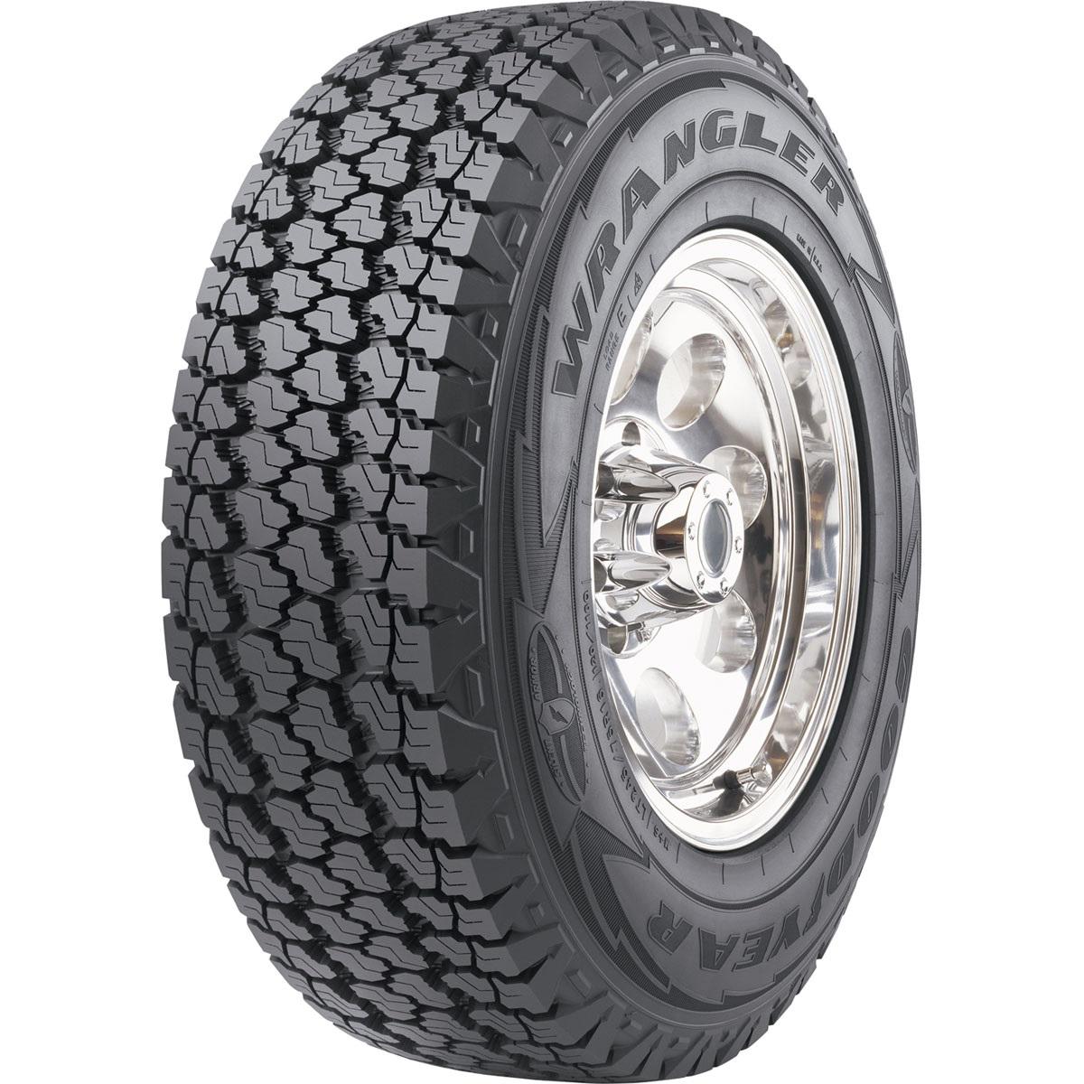 Goodyear Wrangler D Sport 205/80 R 16 Tubeless 104 S Car Tyre