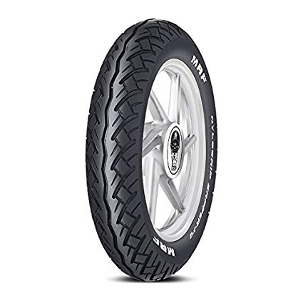 MRF NYLOGRIP ZAPPER FG 110/70 11 Tubeless 45 L Front Two-Wheeler Tyre