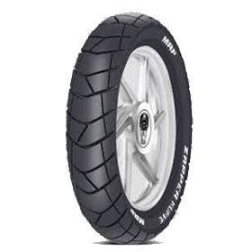 MRF ZAPPER KURVE 120/80 16 Tubeless 60 P Rear Two-Wheeler Tyre
