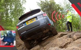 Land Rover Remote Control Technology