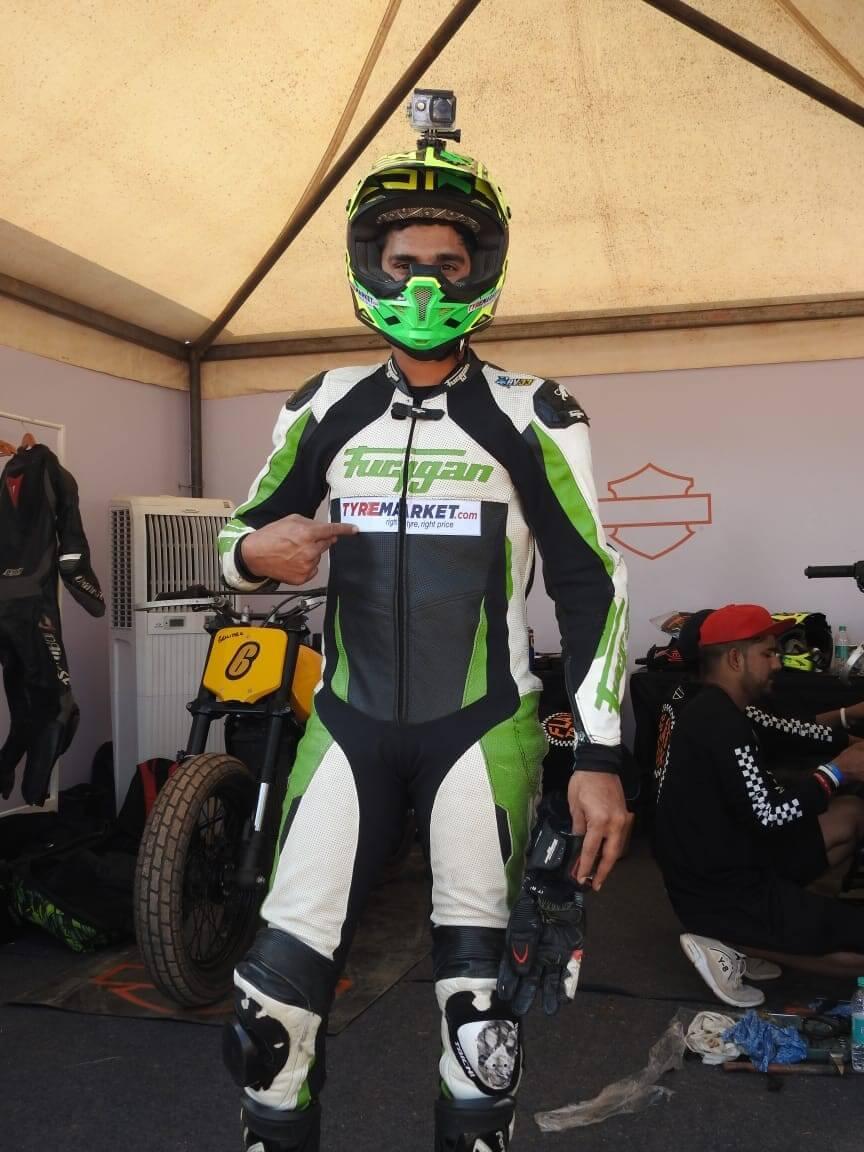 Harley- Davidson Flat Track Race-2