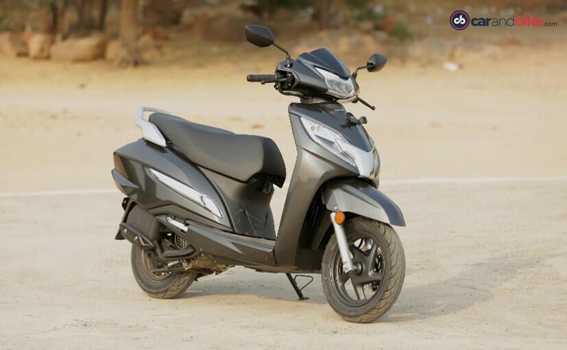 Honda Activa 125 - NDTV India