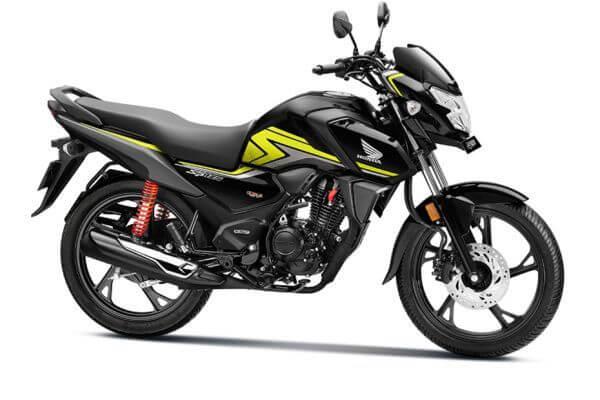 Honda SP 125 - Zig Wheels