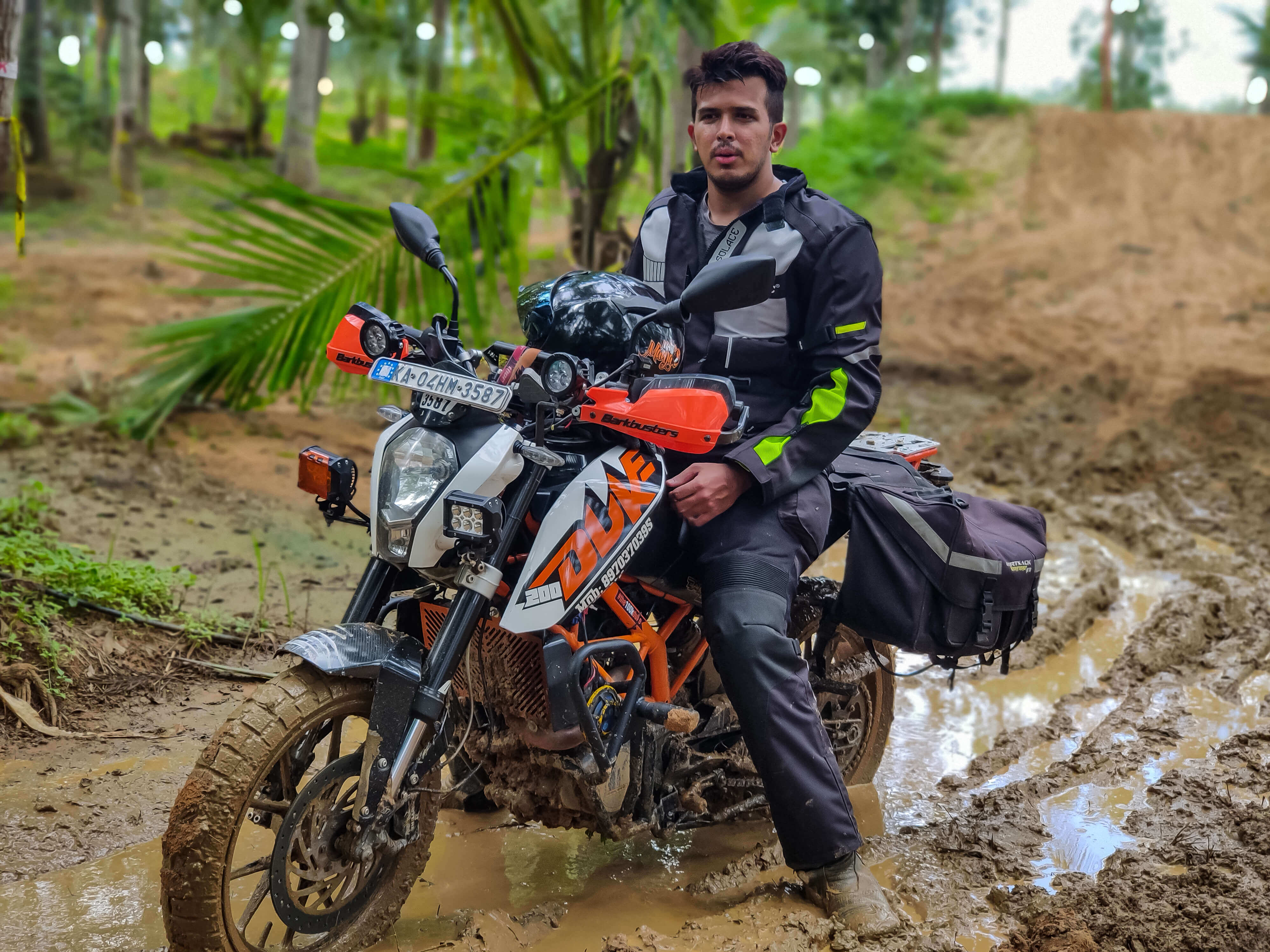 The PLAN for North India Motorcycle Tours