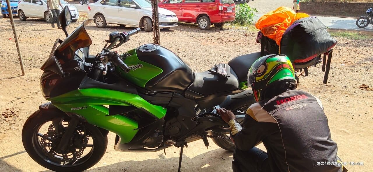 Riding to IBW 2019, Goa-2