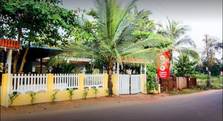 Riding to IBW 2019, Goa-acommodation