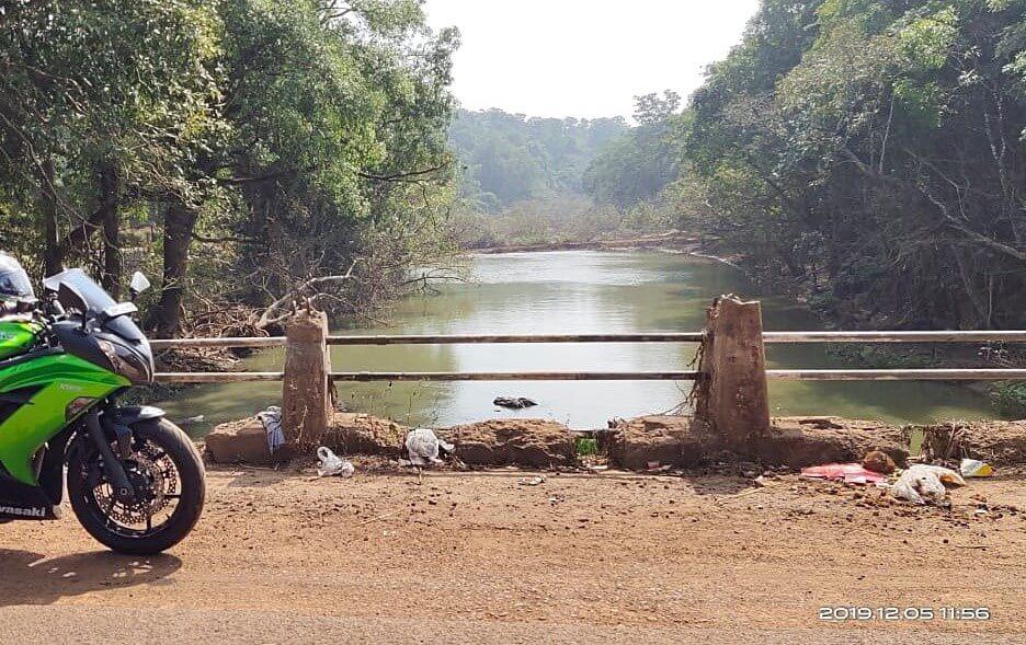 Riding to IBW 2019, Goa-phase1