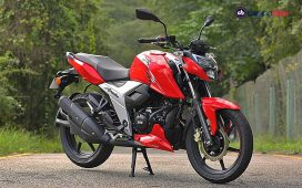 TVS Apache RTR 160 4V - NDTV India