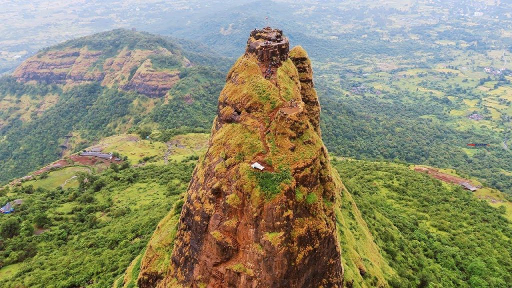 Mumbai to Prabalgad Fort