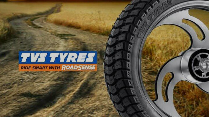 TVS Tyres Showcases Its Products At The 76th Edition Of EICMA
