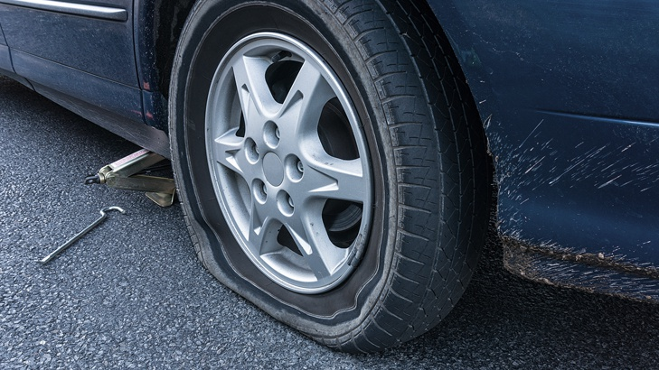 how to repair tyre puncture