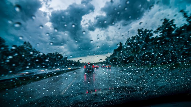 Top 10 Monsoon Driving Tips