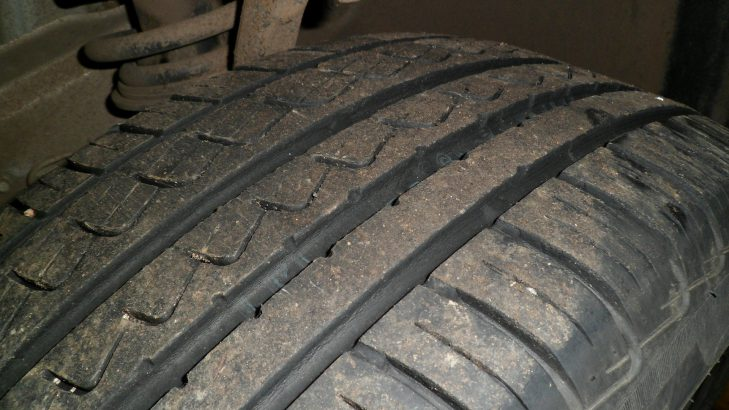 How To Check The Tread Depth Of Your Vehicle Tyre?