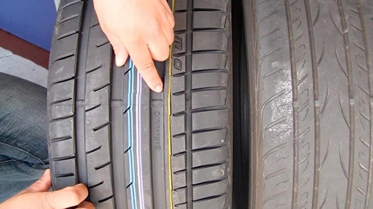 Tyre Wear Indicators >> What Is A Tread Wear Indicator
