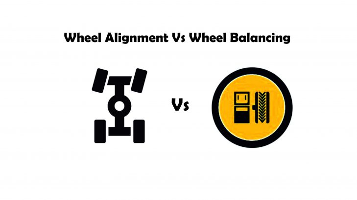 Wheel Alignment And Wheel Balancing Difference
