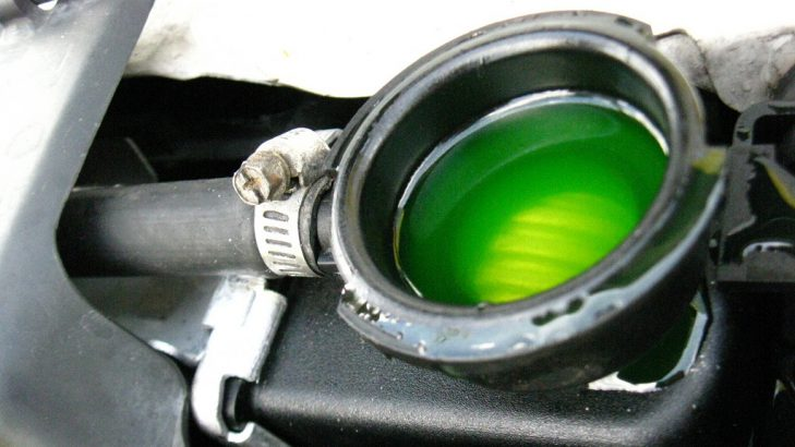 engine coolant Cropped