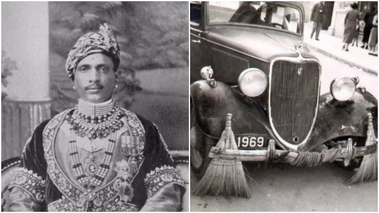 How An Indian King Taught Rolls Royce A Lesson