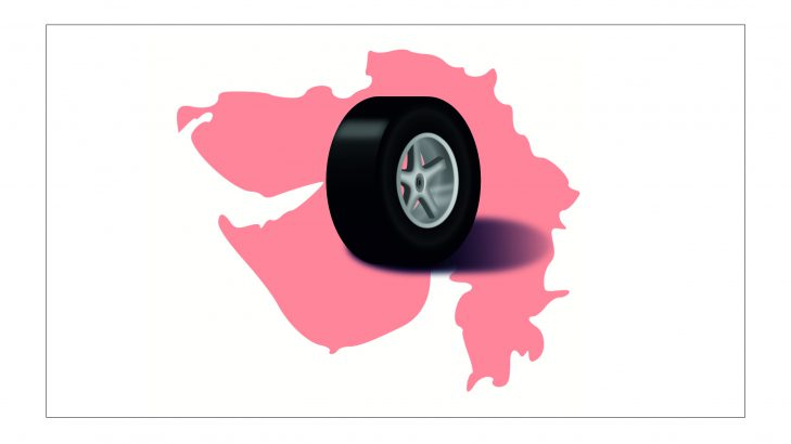Gujarat Steadily Becoming Tyre Makers Home