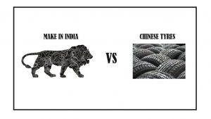 Chinese tyres threat to Make in India says Apollo Tyres