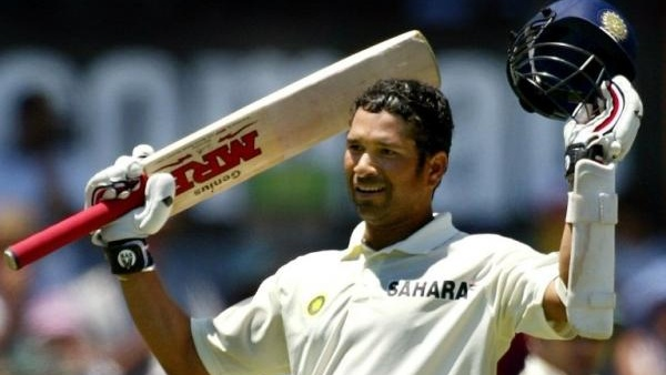 Sachin Tendulkar And MRF Bat, History Creators
