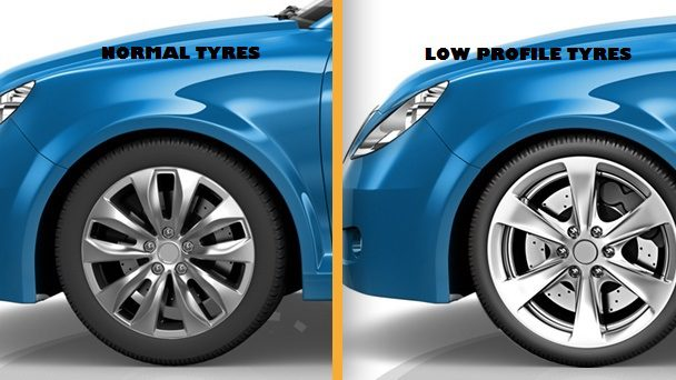 advantages-of-low-profile-tyres