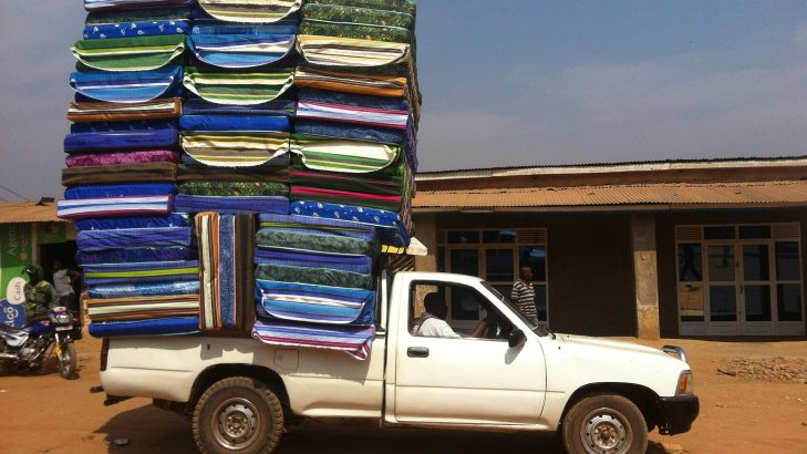 Overloaded Vehicles – The Dark Side