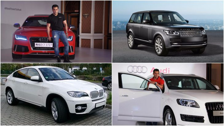 Salman Khan Car collection