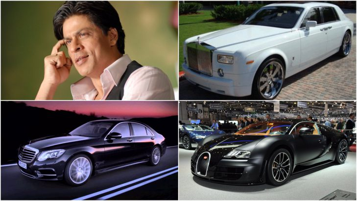 Shah Rukh Khan Car collection