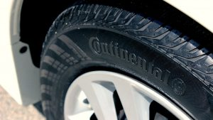Shop Continental Car Tyres